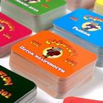 карточки игры Денежный поток